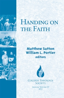 Handing on the Faith cover