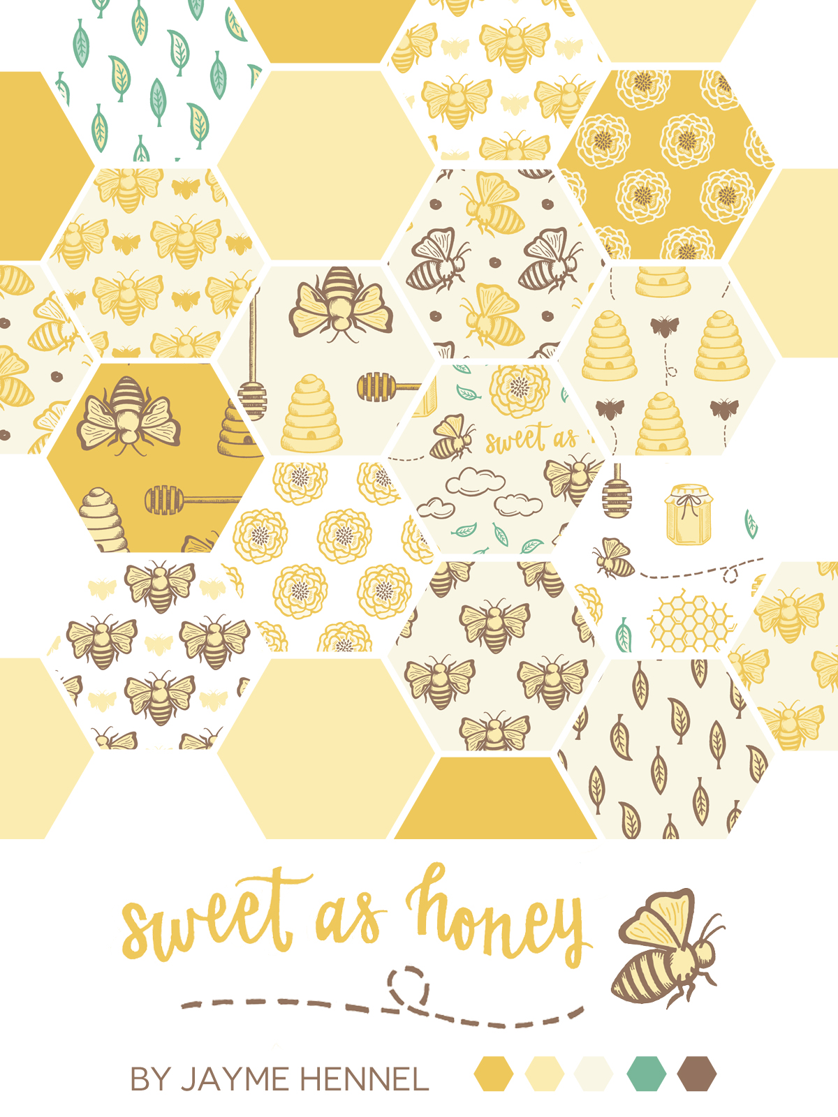 hennel paper co sweet as honey.jpg