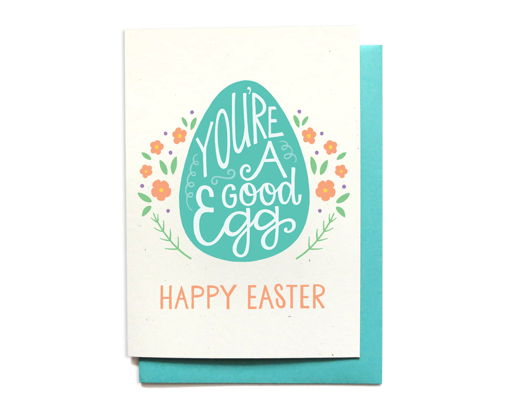 easter cards - hennel paper co