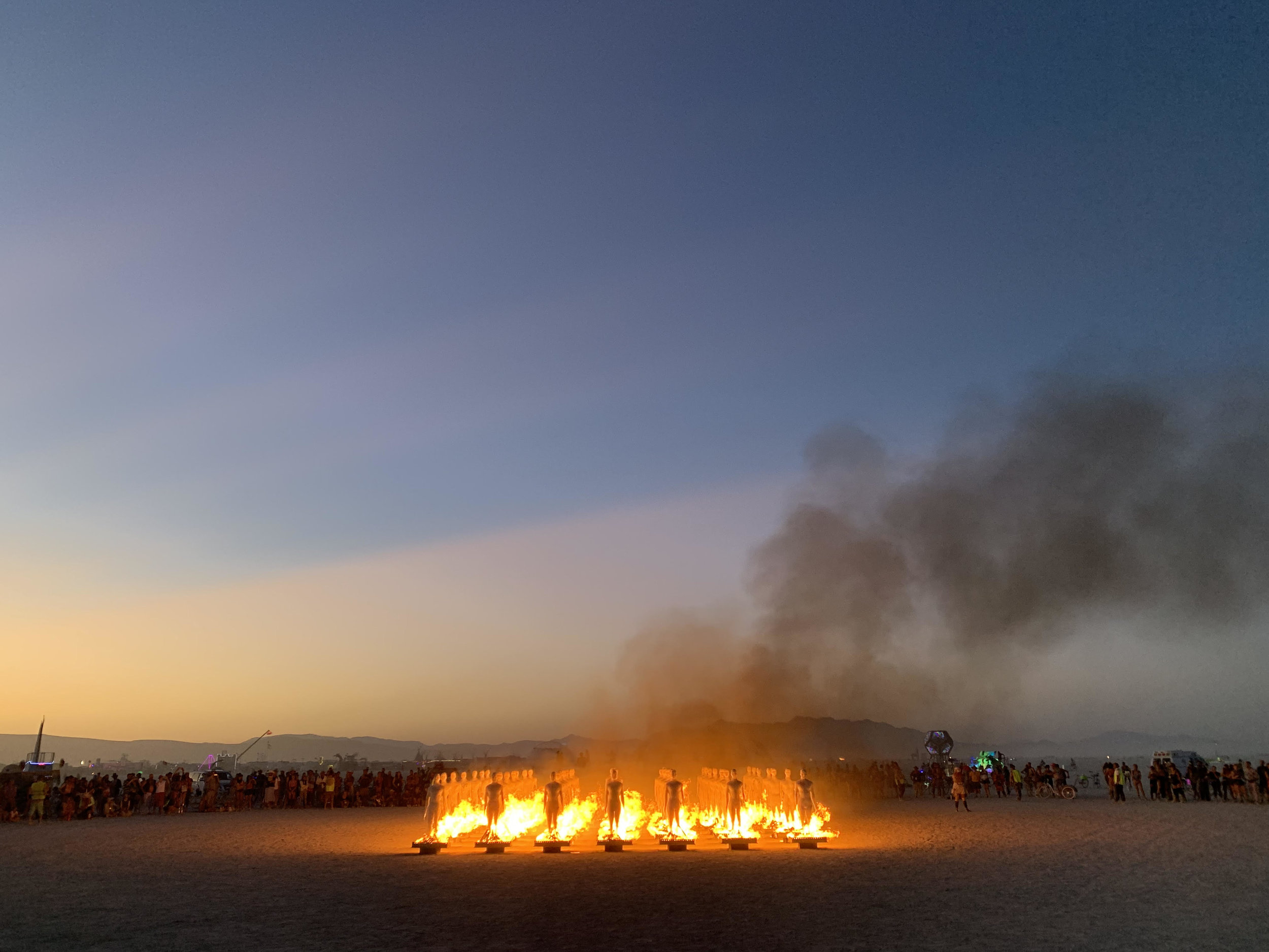 Burning Man - 2019