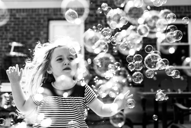 Bubbles | Francesca Russell Photography & Films | Garden City Family Photographer