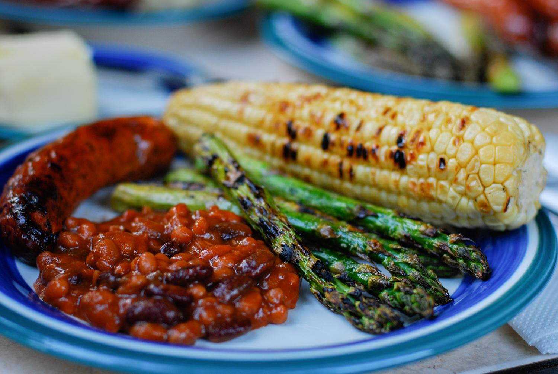 BBQ Dinner | Long Island Family Photographer | Francesca Russell Photography