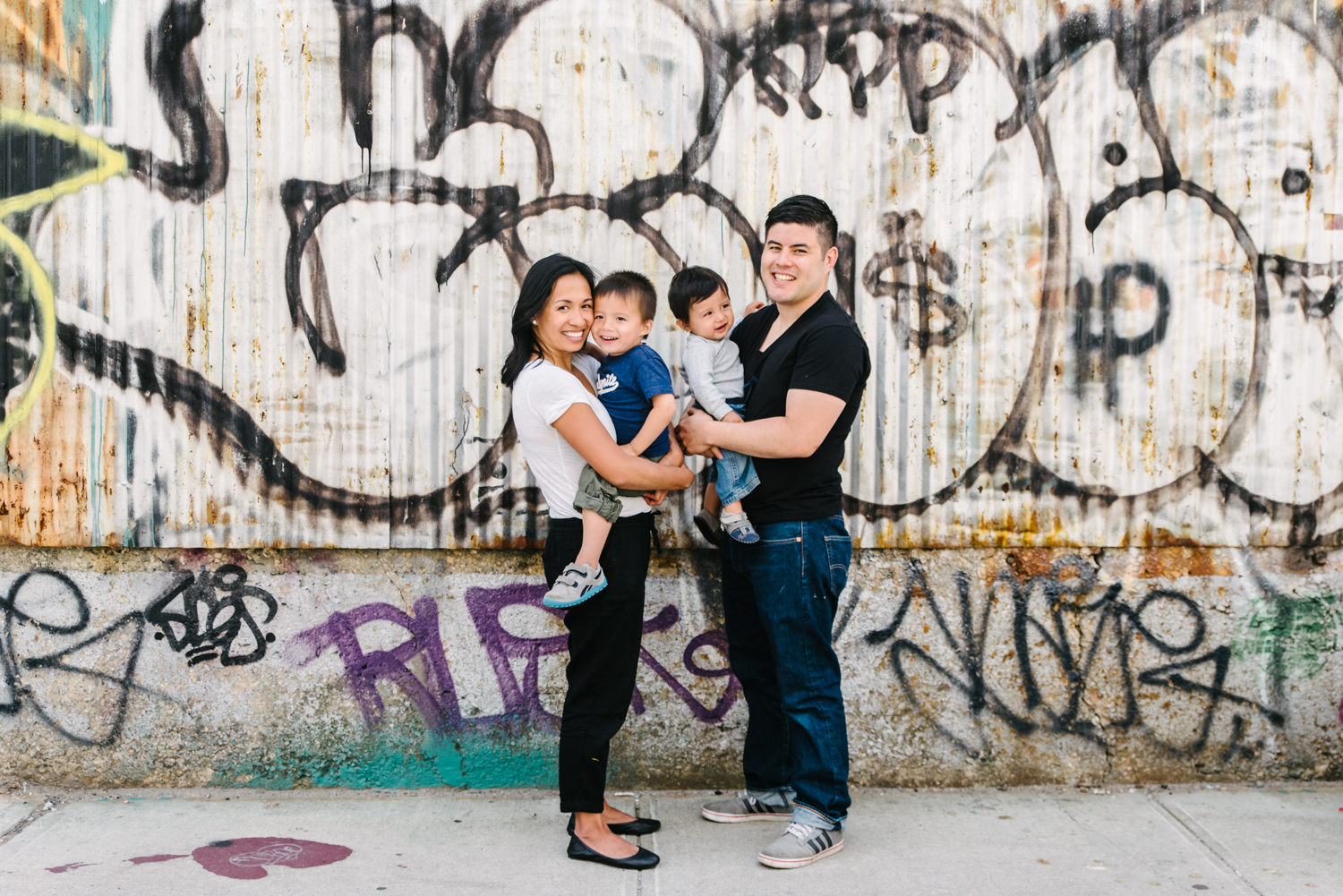 Francesca Russell Photography | Brooklyn Family Photographer | Family shot