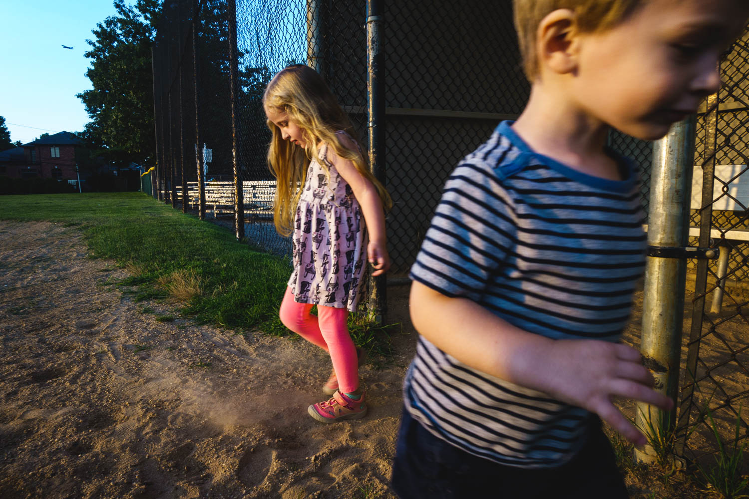 Francesca Russell Photography | Long Island Family Documentary Photography | Always headed in two directions