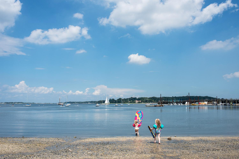 Francesca Russell Photography | Long Island Family Documentary Photography | Beekman beach