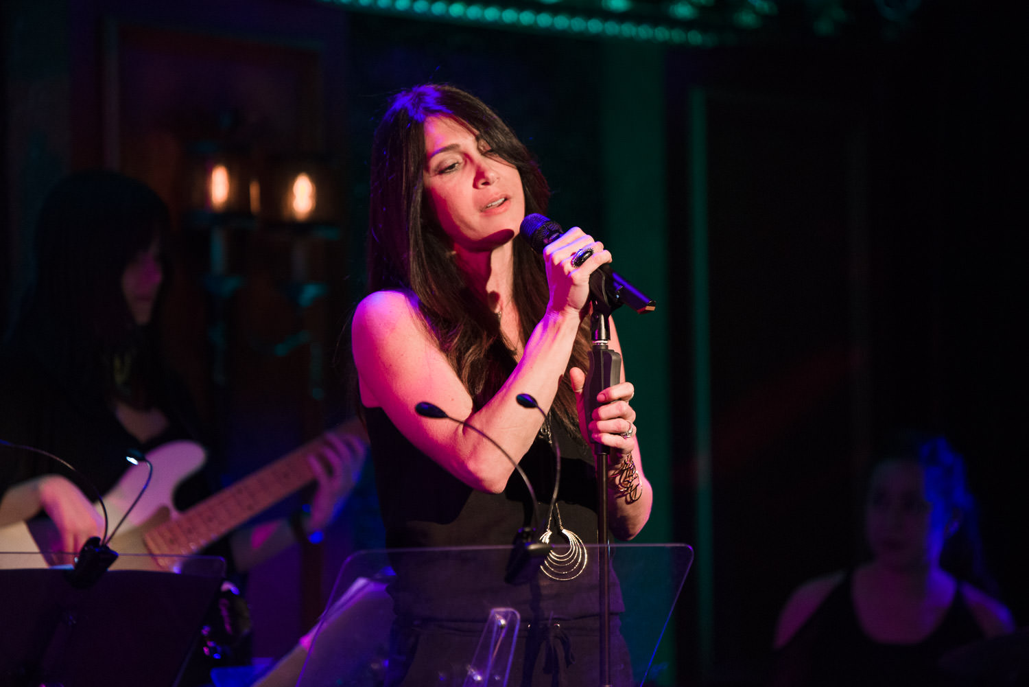 Jamie Karen performs at 54 Below.