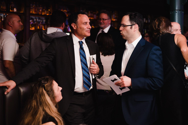 Dravet Foundation 2018 City Bash at the McKittrick Hotel.