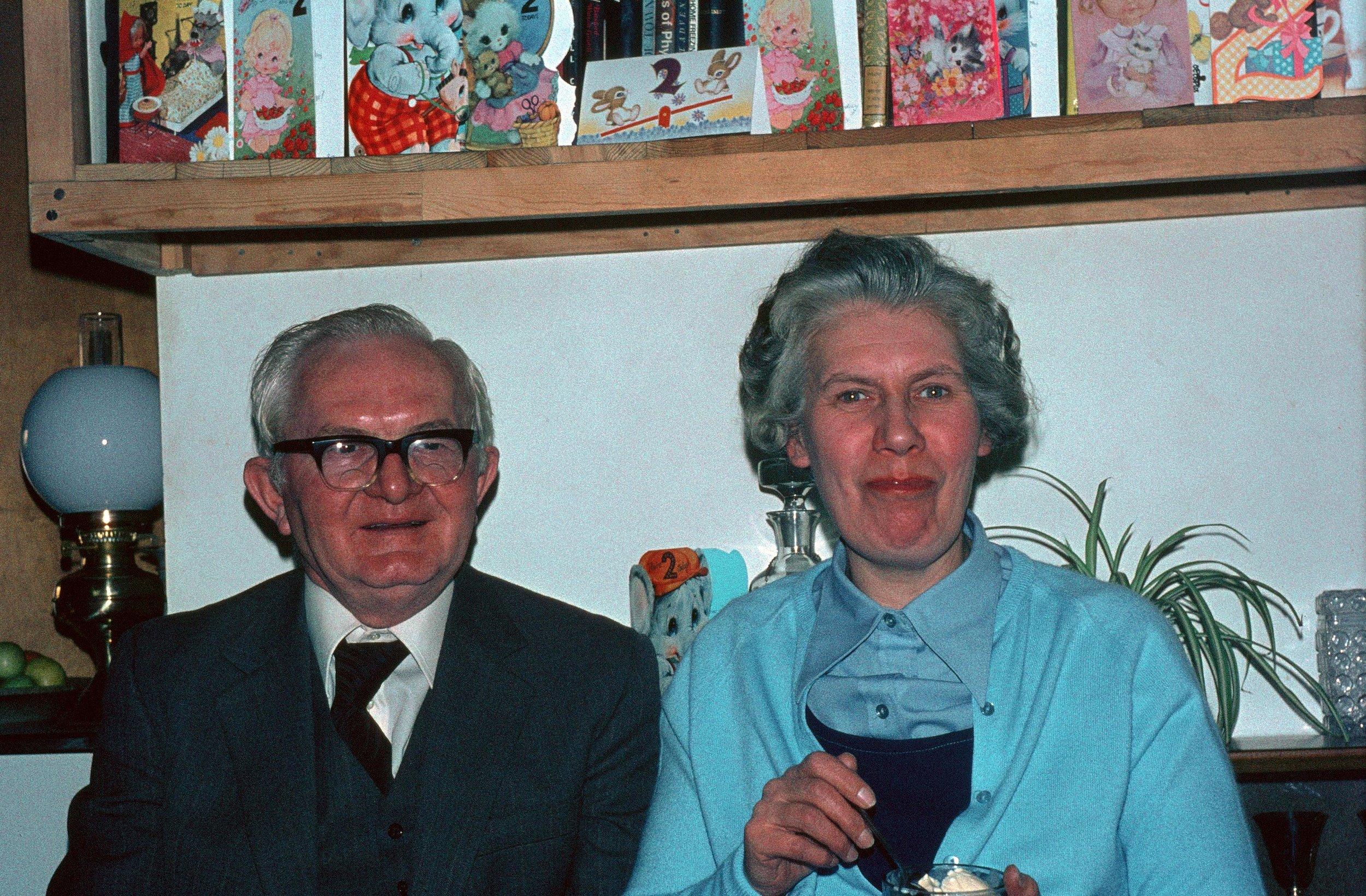 My paternal grandparents.