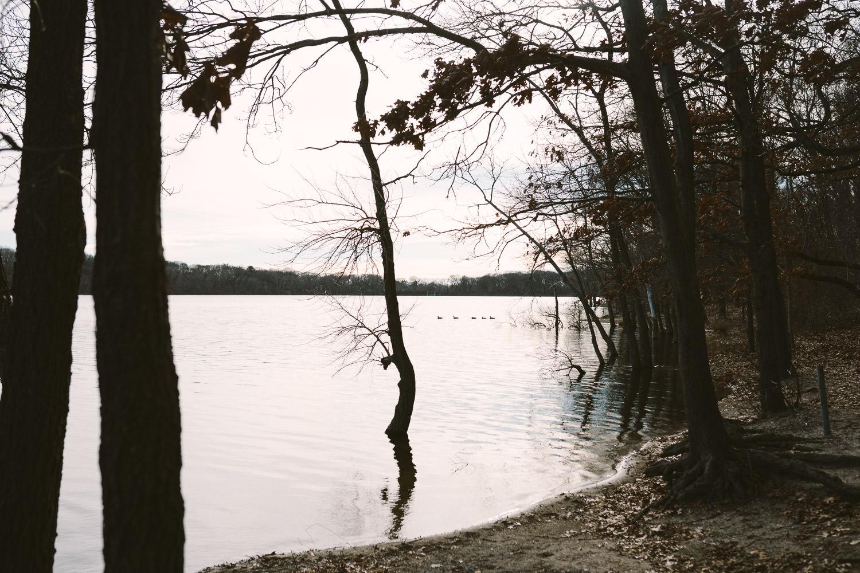 Hempstead Lake.