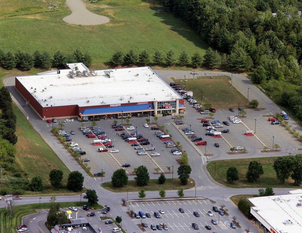 Price Chopper Plaza  Morrisville, VT