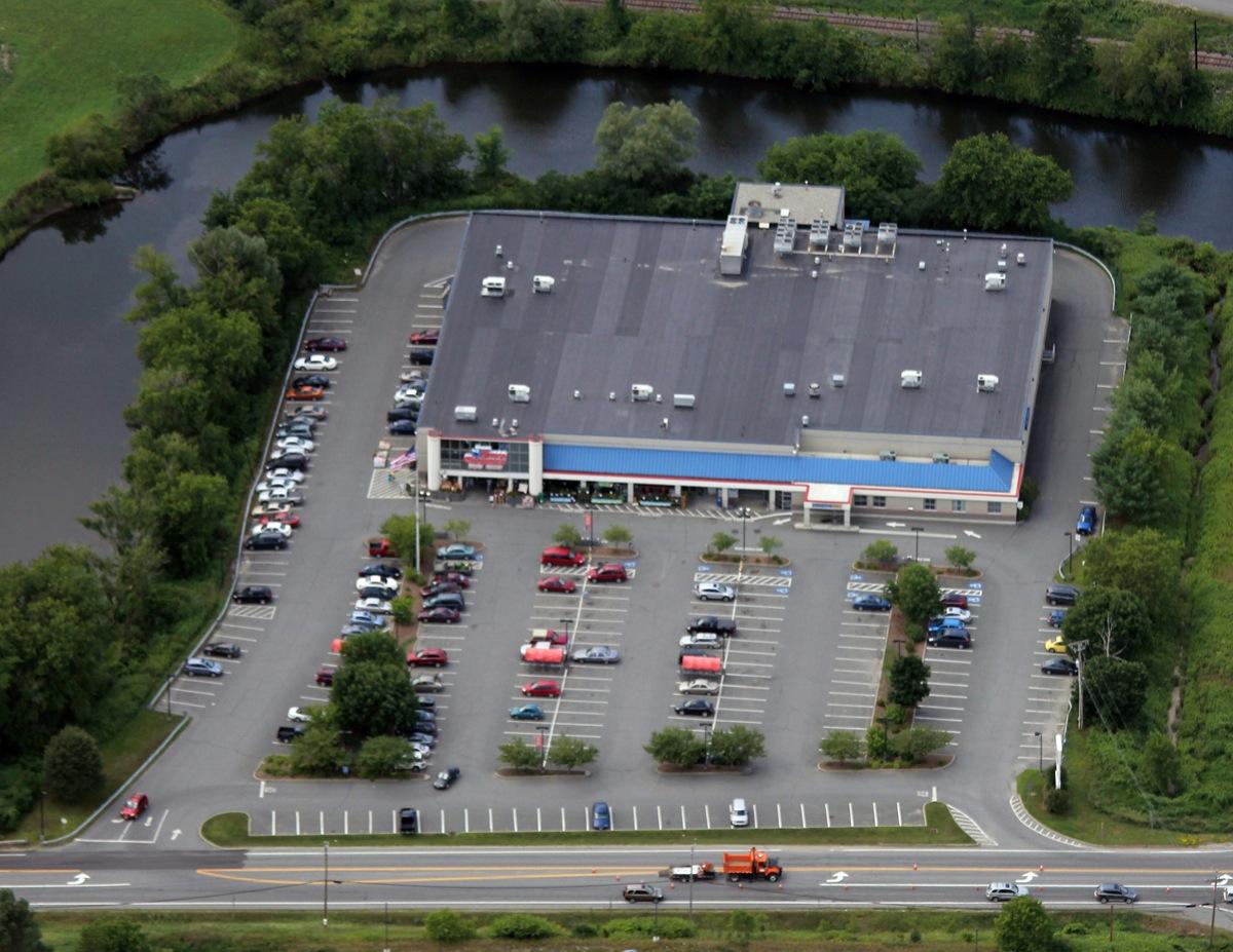 Price Chopper & Community National Bank  St. Johnsbury, VT