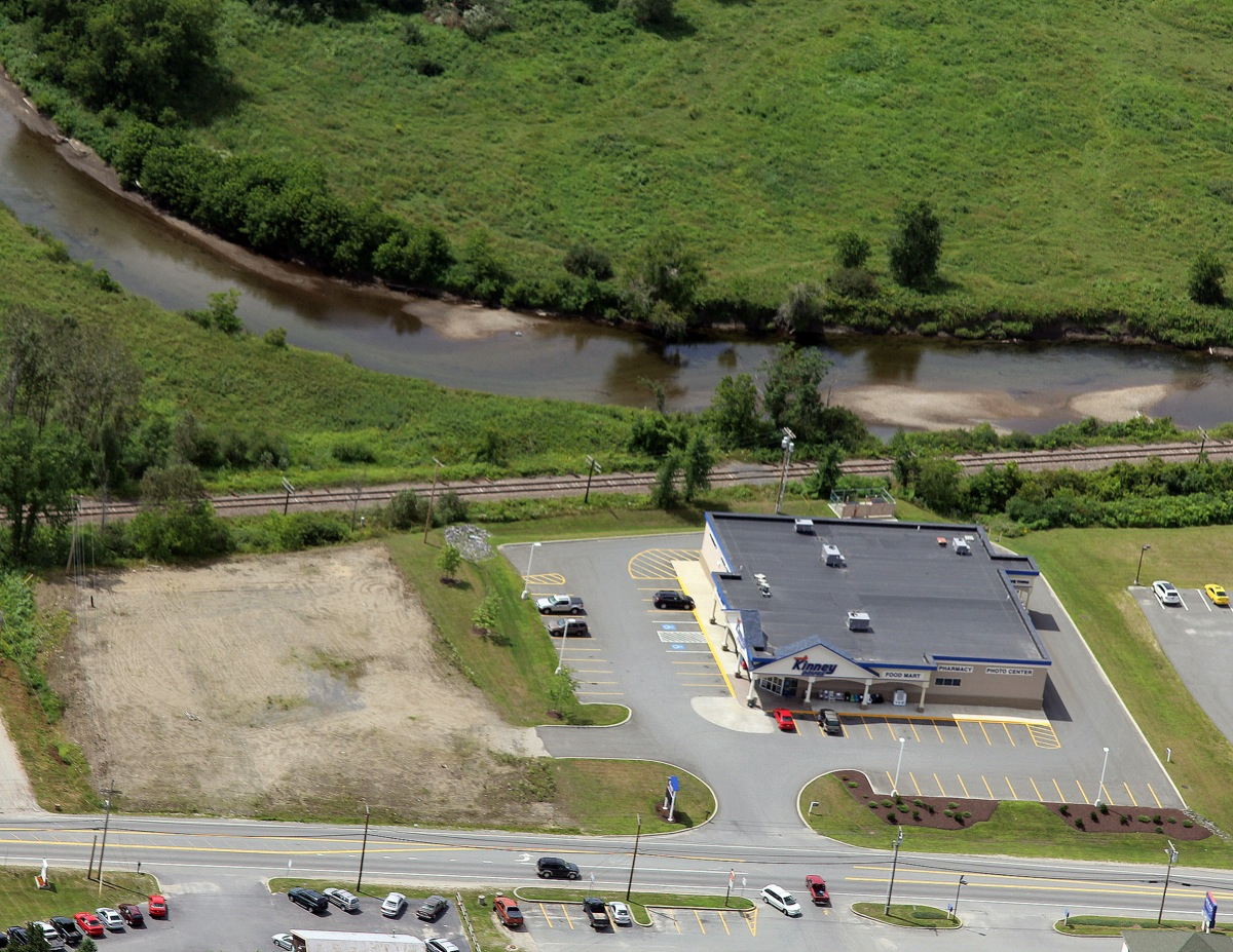 0.9 ac. on Route 5   Lyndonville, VT
