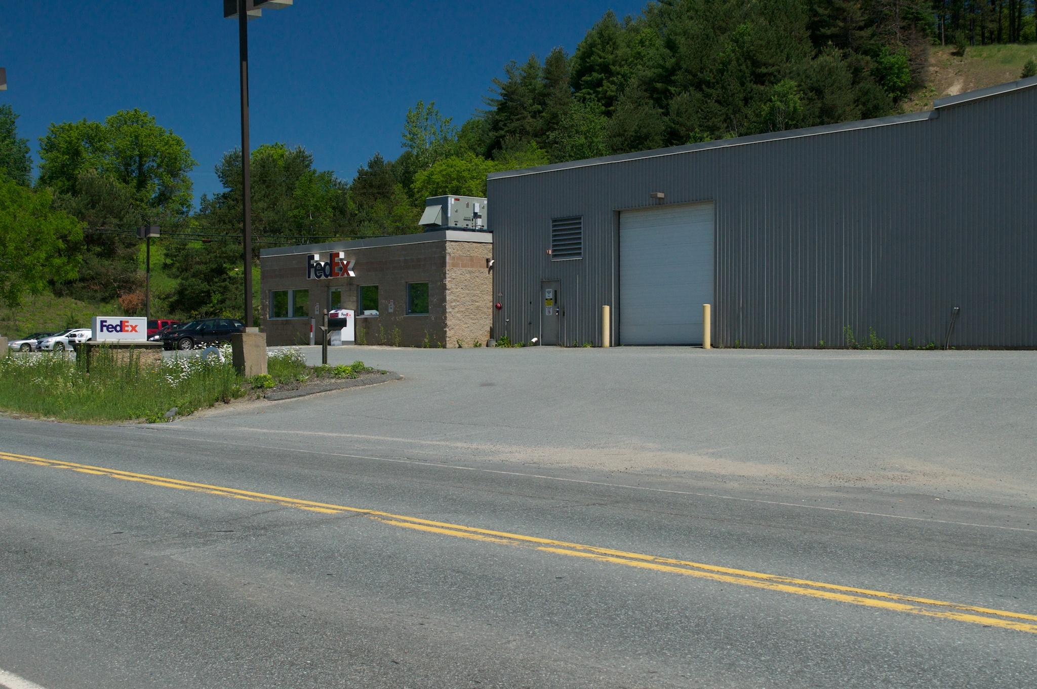 Fed Ex Distribution Center