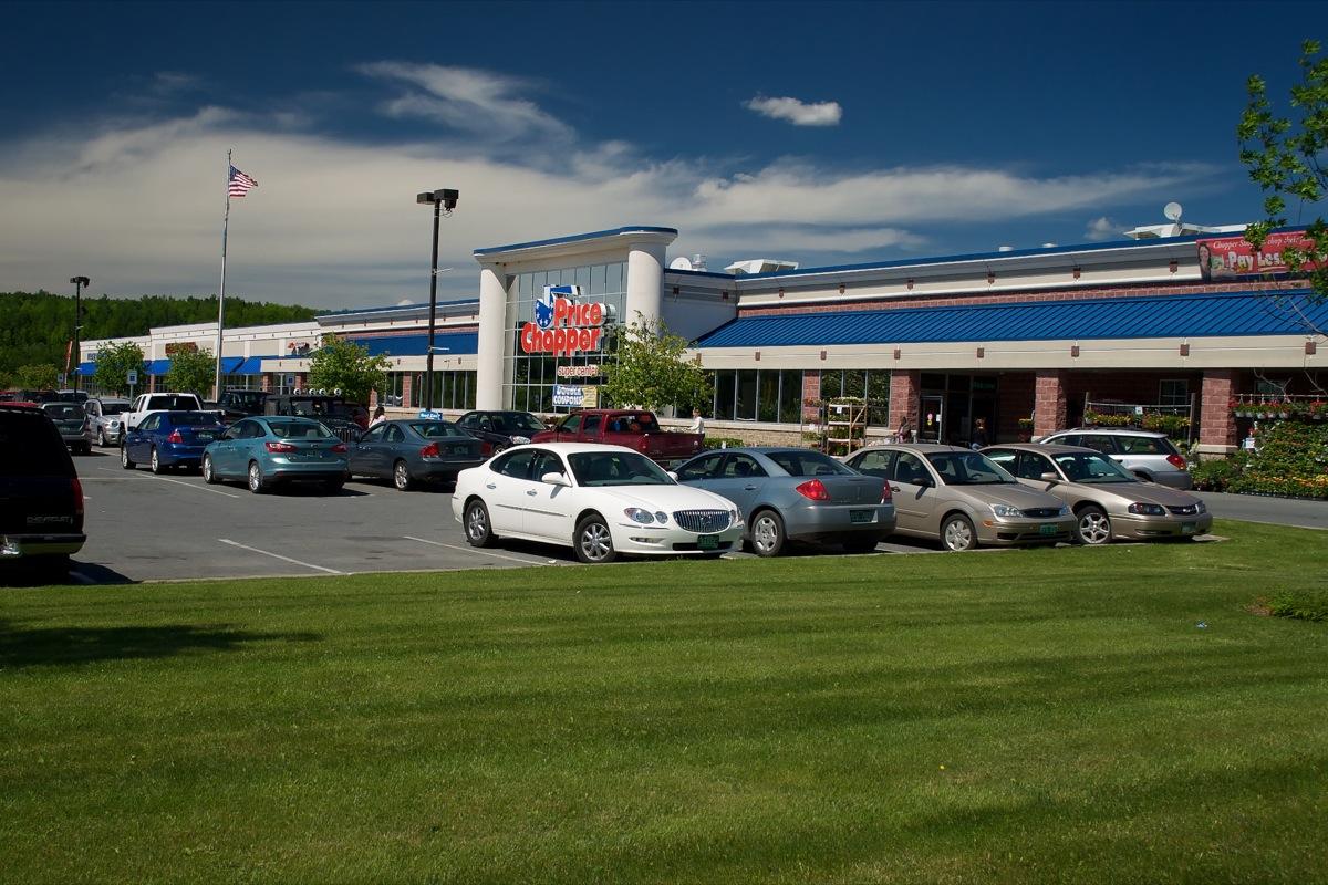 Price Chopper Plaza  Derby, VT