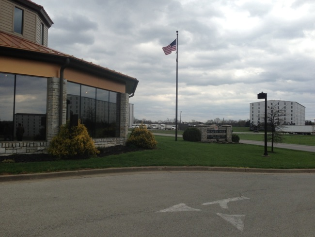 The Bourbon Heritage Center at Heaven Hill