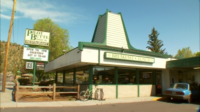 The Pilot Butte Drive-in does Bend proud