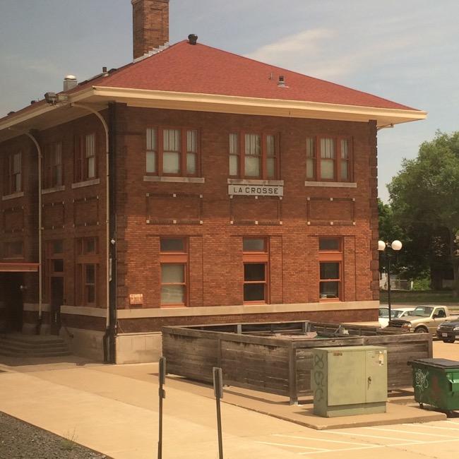 LaCrosse Station, LaCrosse, WI