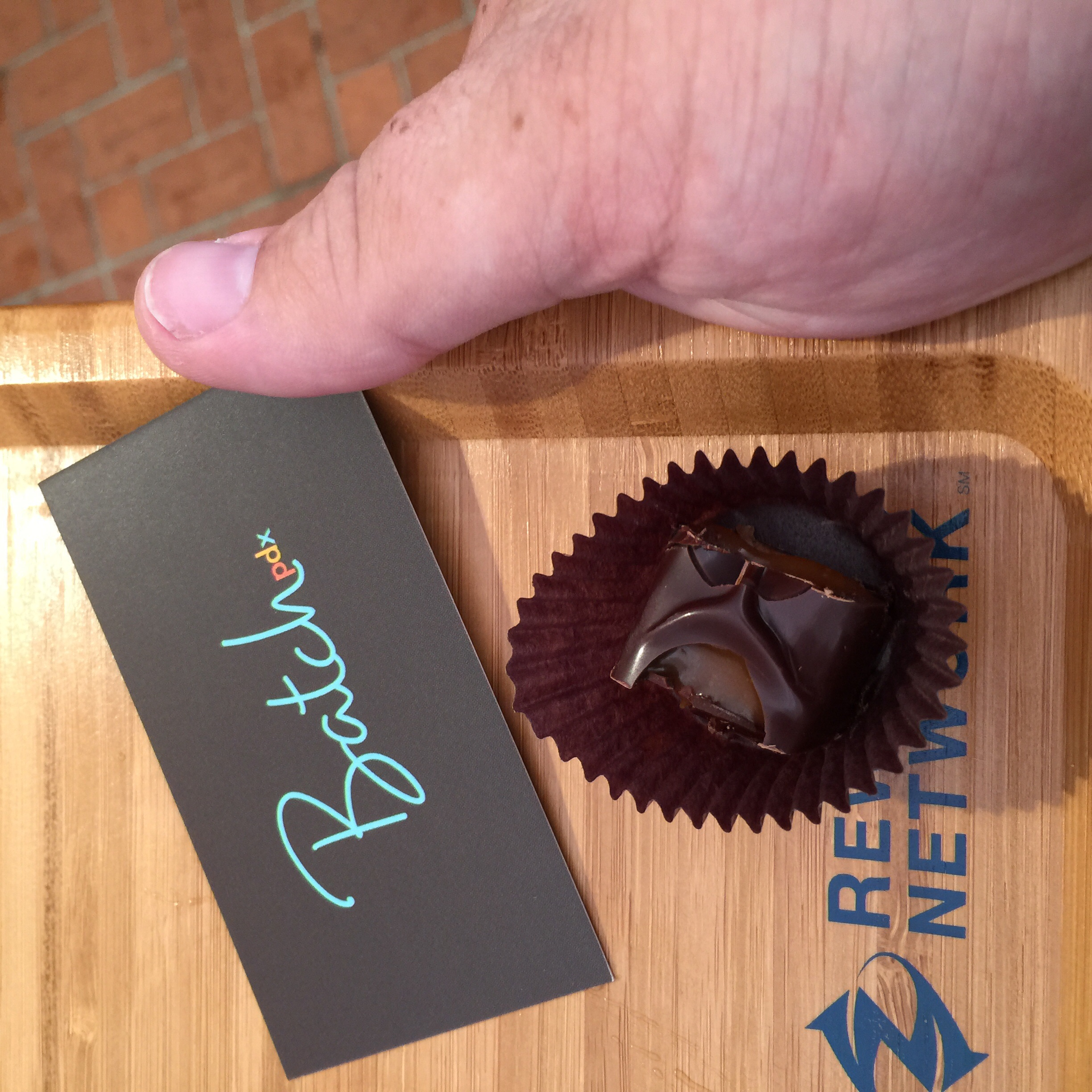 BatchPDX specializes in handmade chocolates