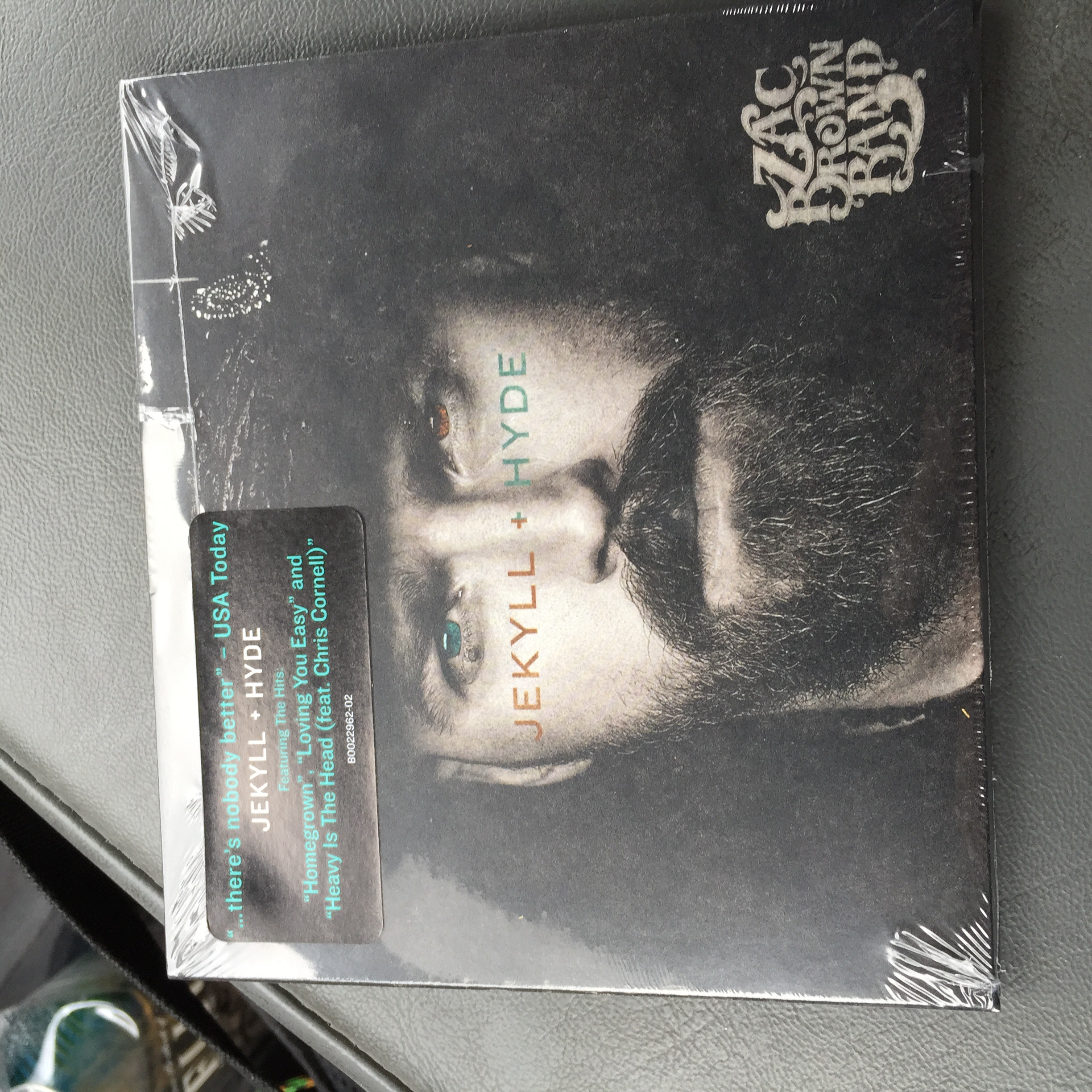 Zac Brown Band sent us a few copies of their newest album.  If you haven't yet, buy it now.