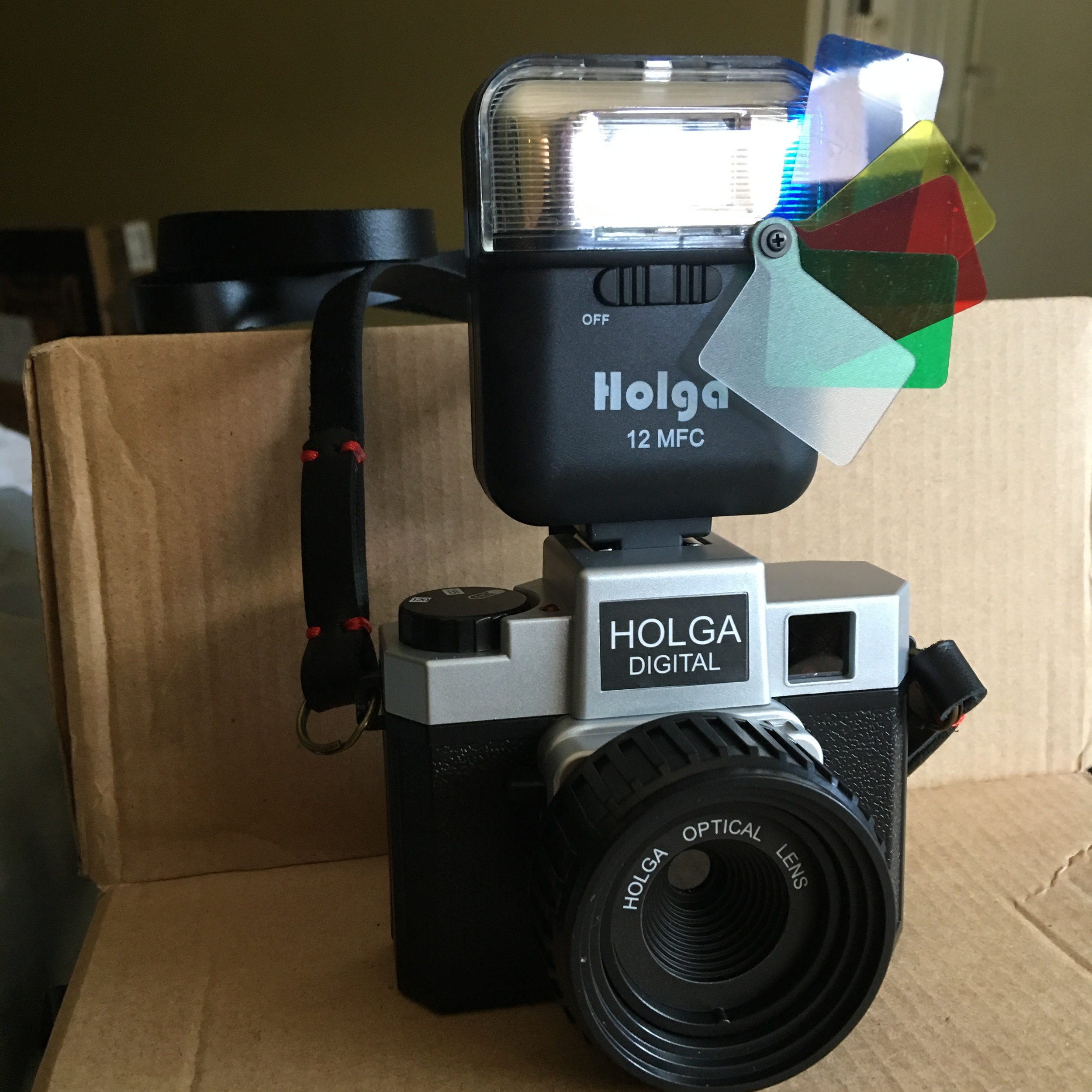 The Holga Digital is as low-tech as a digital camera can get
