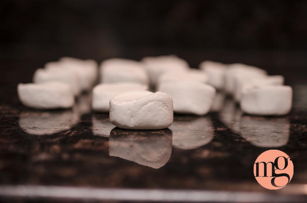 My little marshmallow army