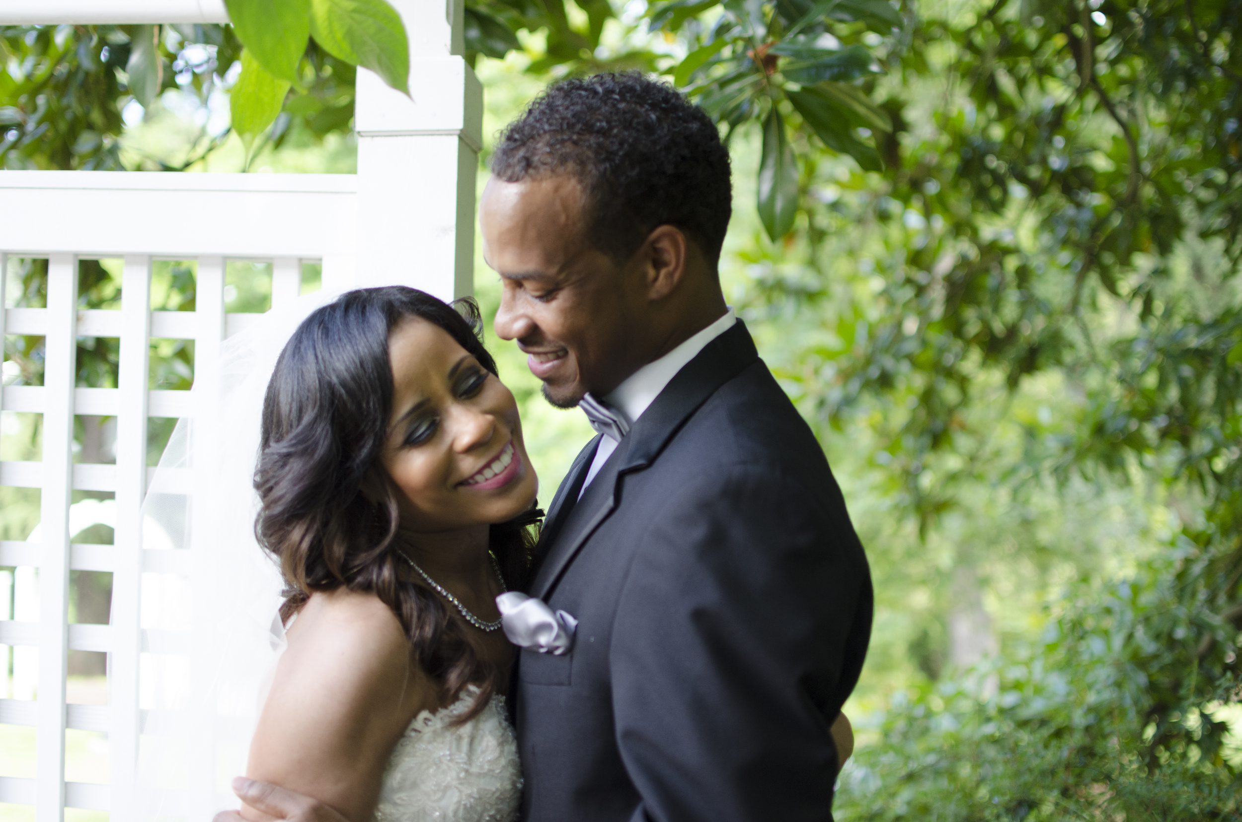 Richmond African American wedding photographer