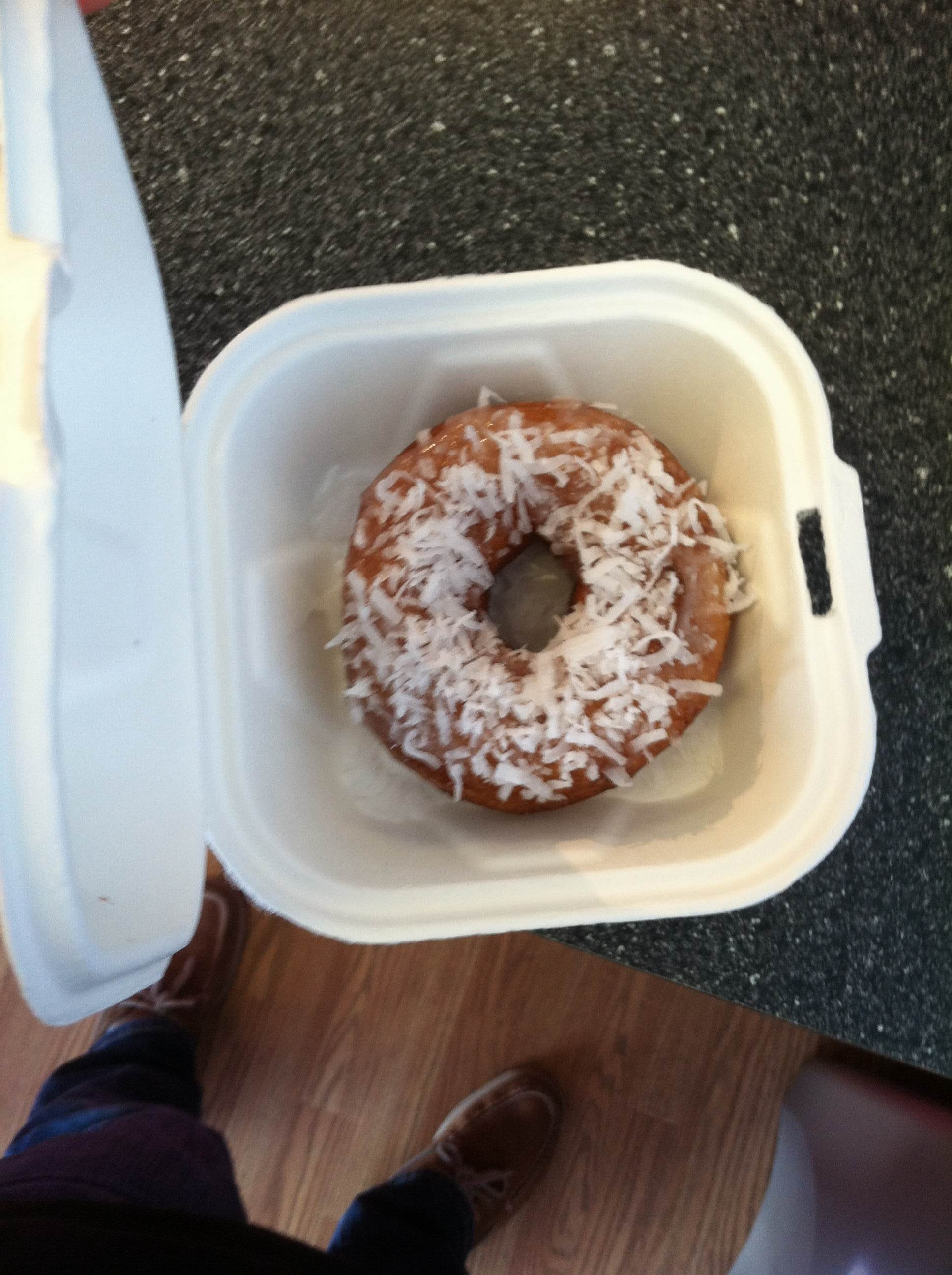 First time ever to Duck Donuts! So yummy