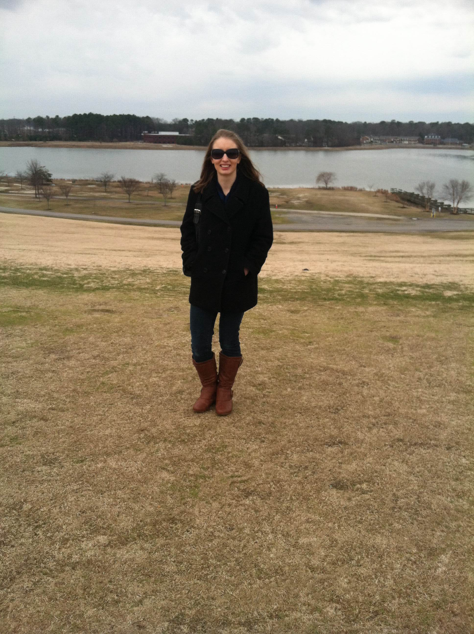 Mount Trashmore in Virginia Beach