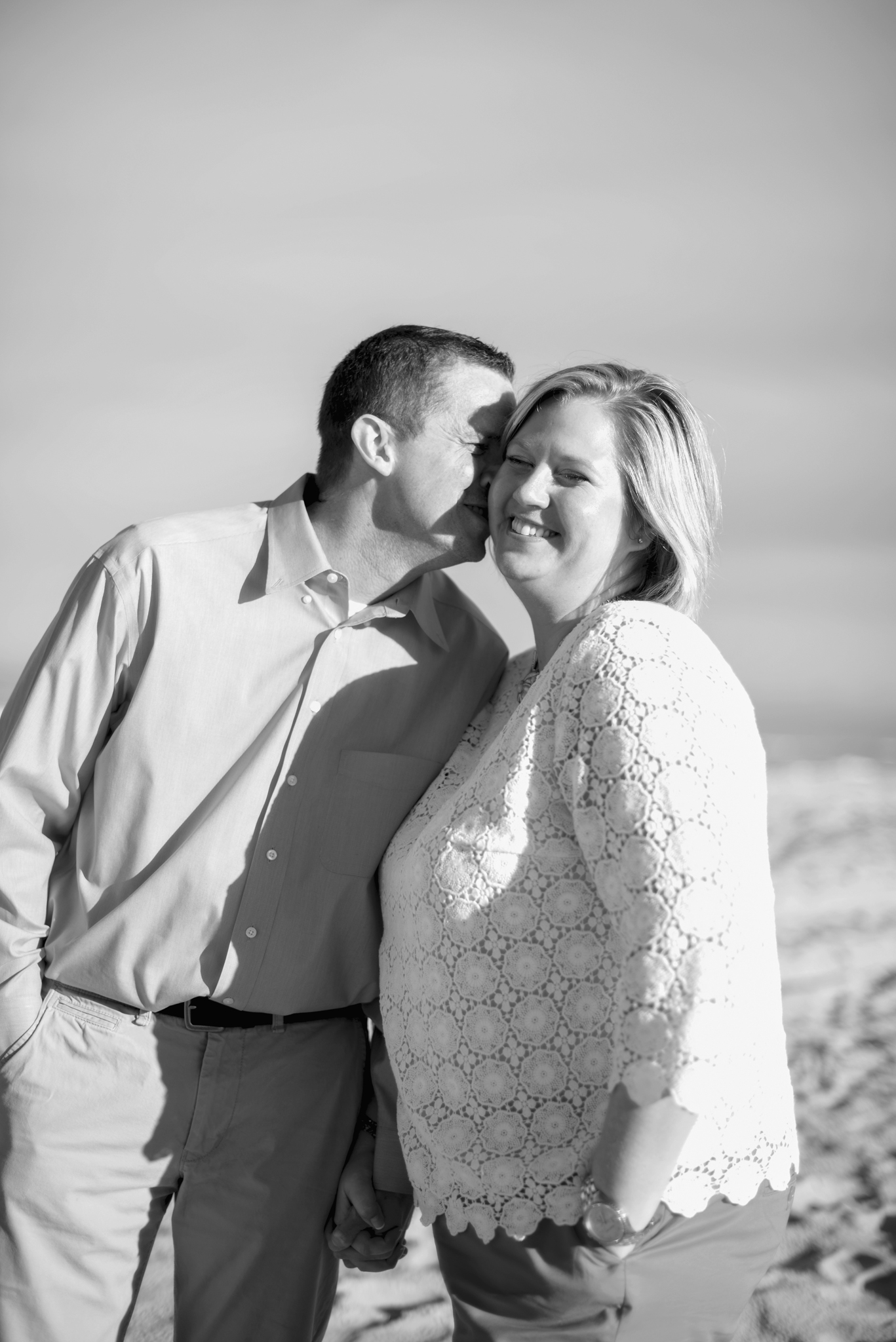 outer banks, nags head, jeanette's pier engagement photographer