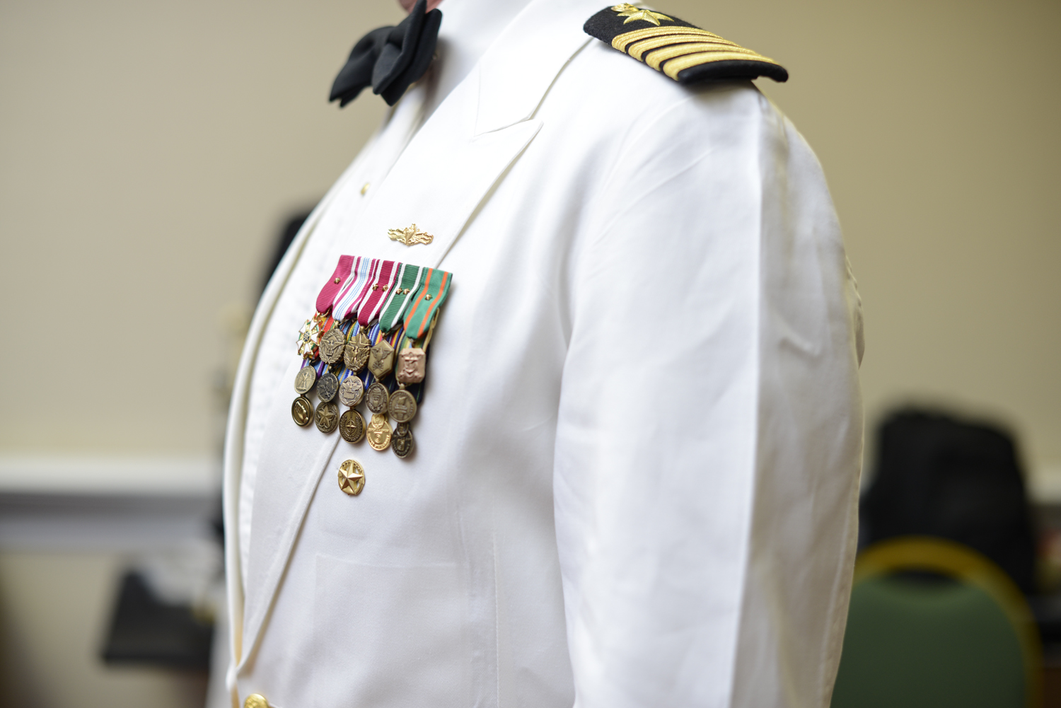 Decorated military veteran | Maria Grace Photography