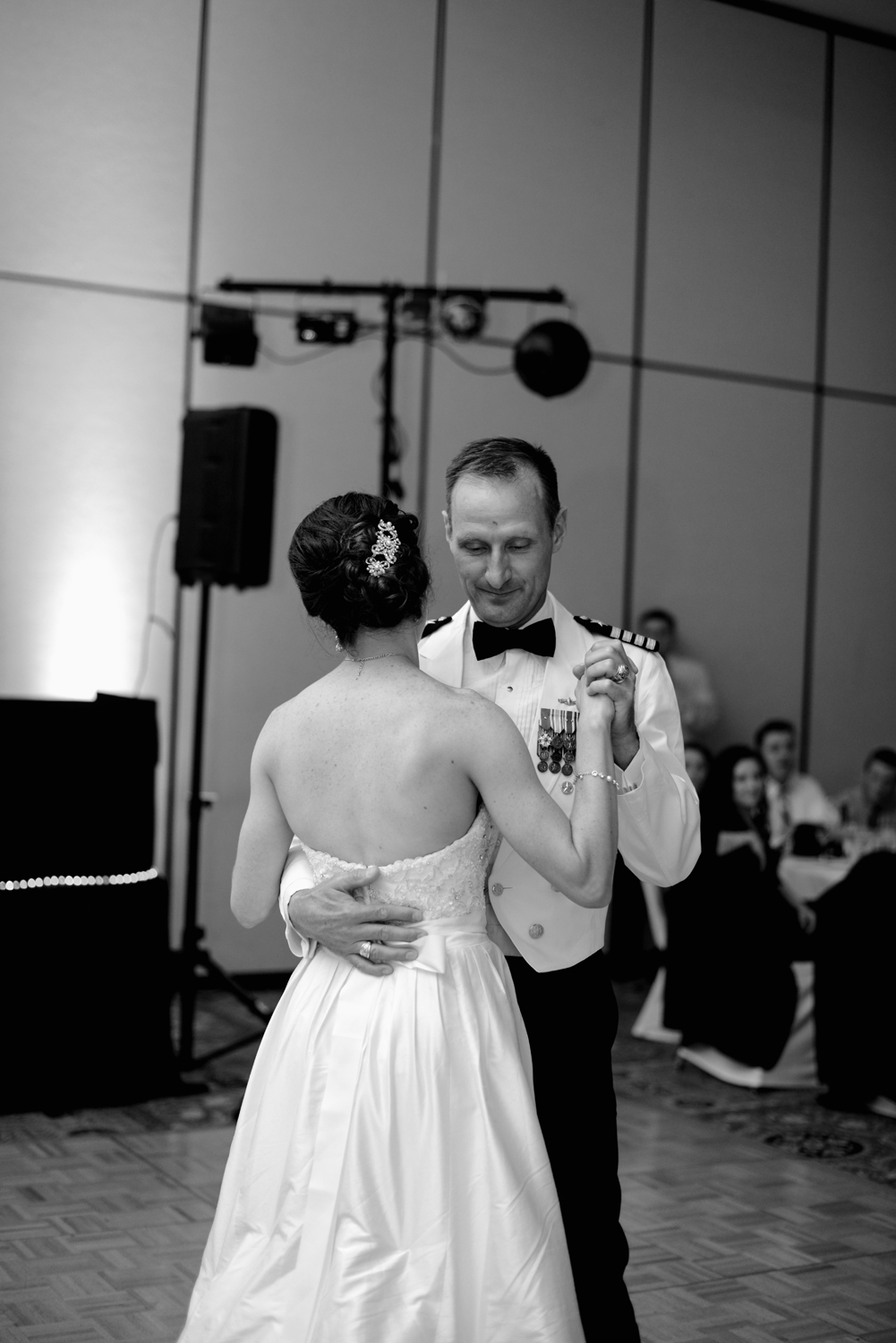 Father/daughter wedding dance | Maria Grace Photography