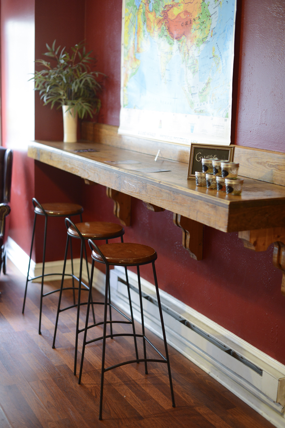 The By and By (Coffee on the Corner) in Staunton, Virginia