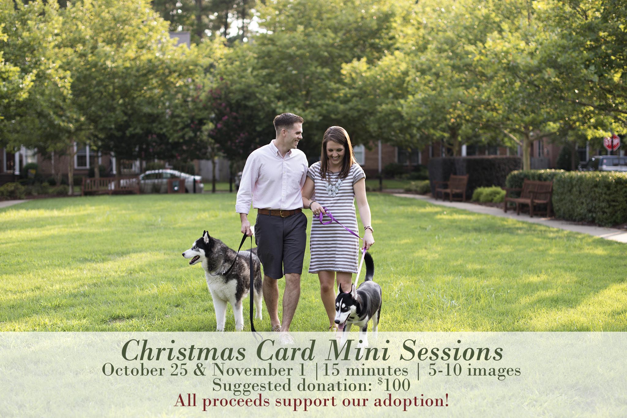 Fall 2014 Mini Sessions in Hampton Roads