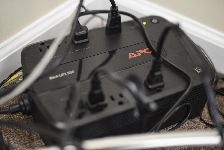 APC-Uninterruptable-Power-Supply