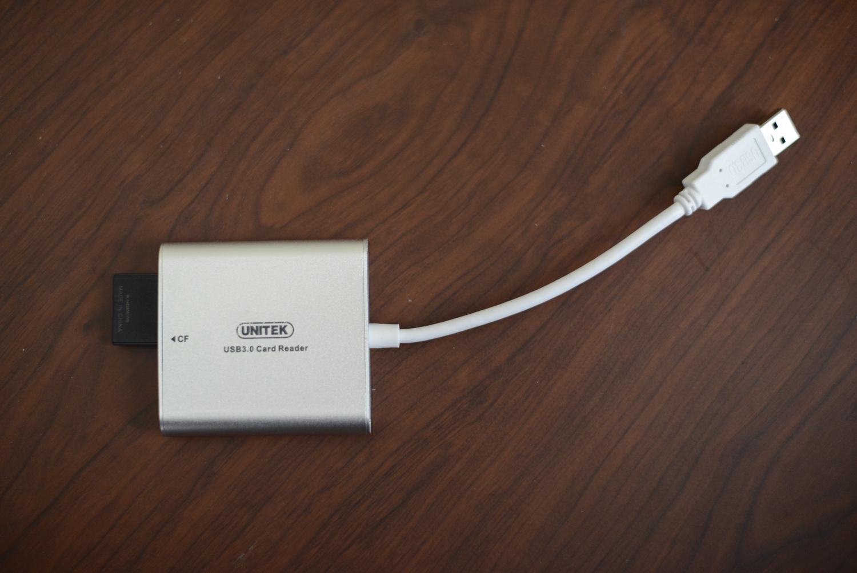 Unitek Multicard Reader USB 3.0