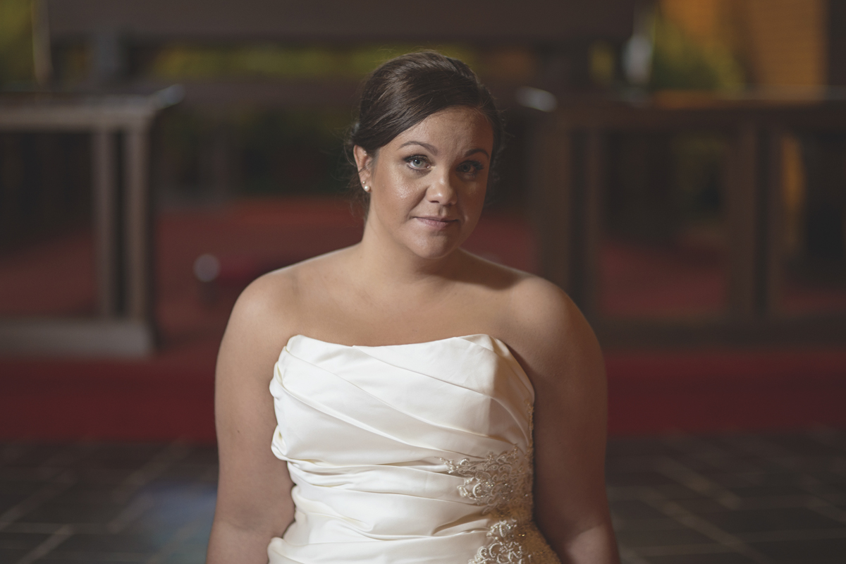 Iconic Bridal Portraits   United Methodist Church