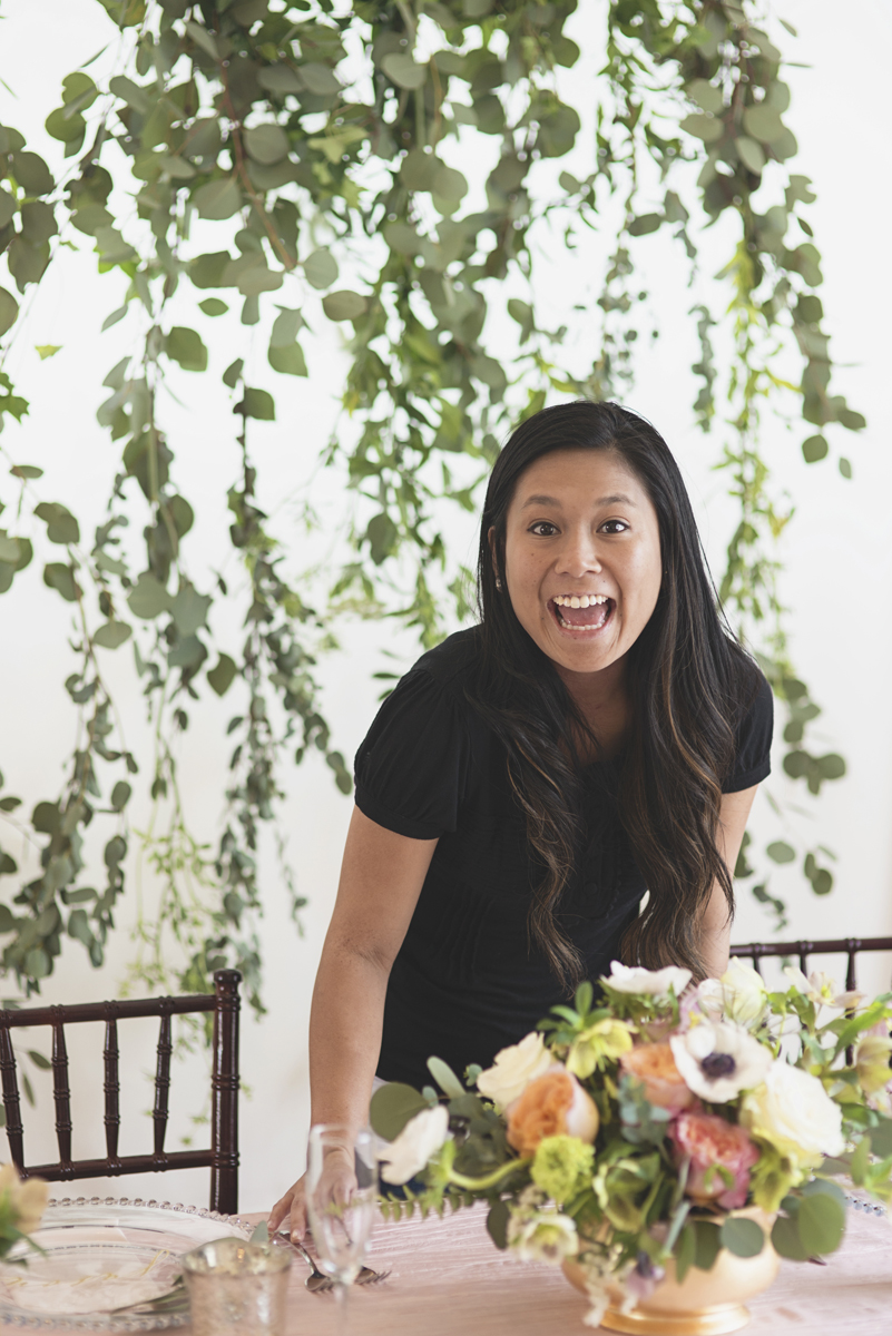 Michelle Amarillo Event Planning | Built With Love Workshop