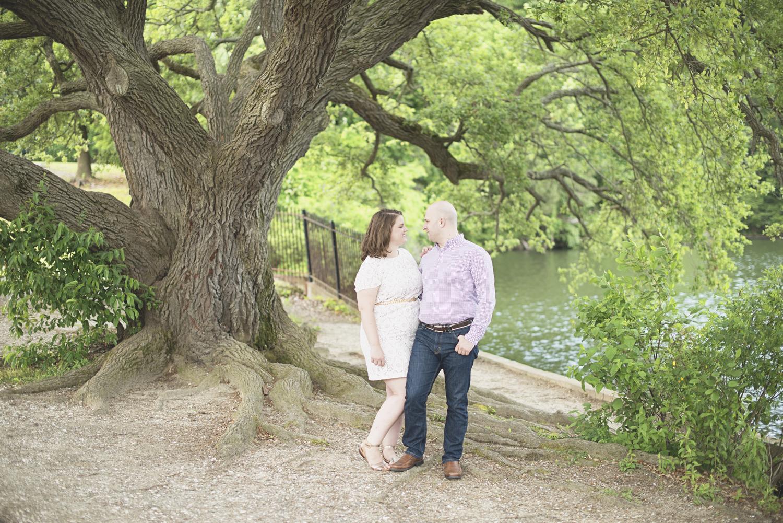 Spring engagement session | Lions Bridge, Newport News, Virginia