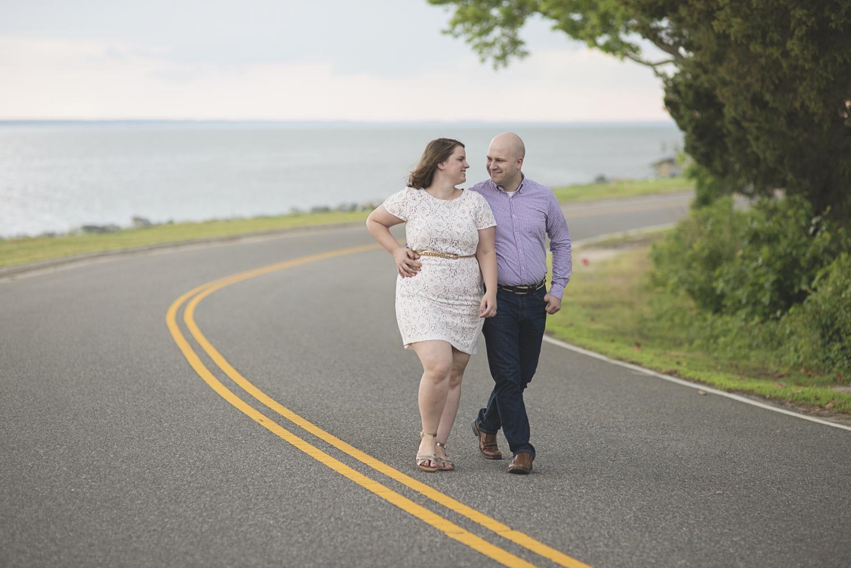 Summer engagement session | Lions Bridge, Newport News, Virginia