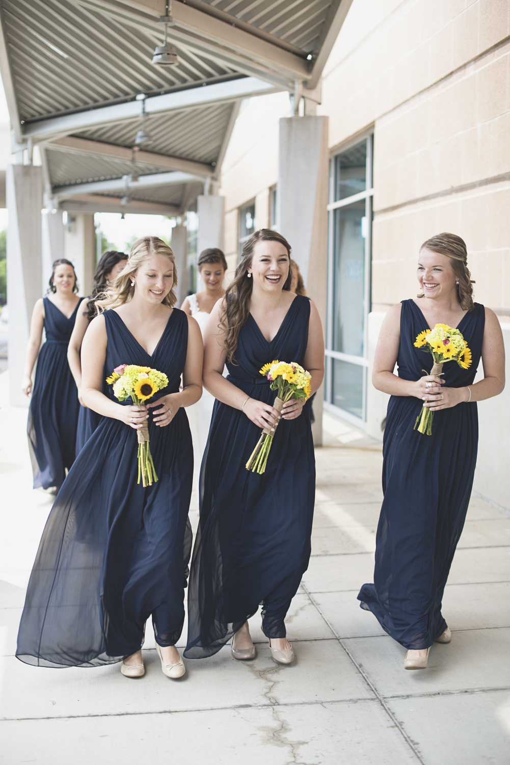 The Wedding Timeline: Bridal Party Portraits