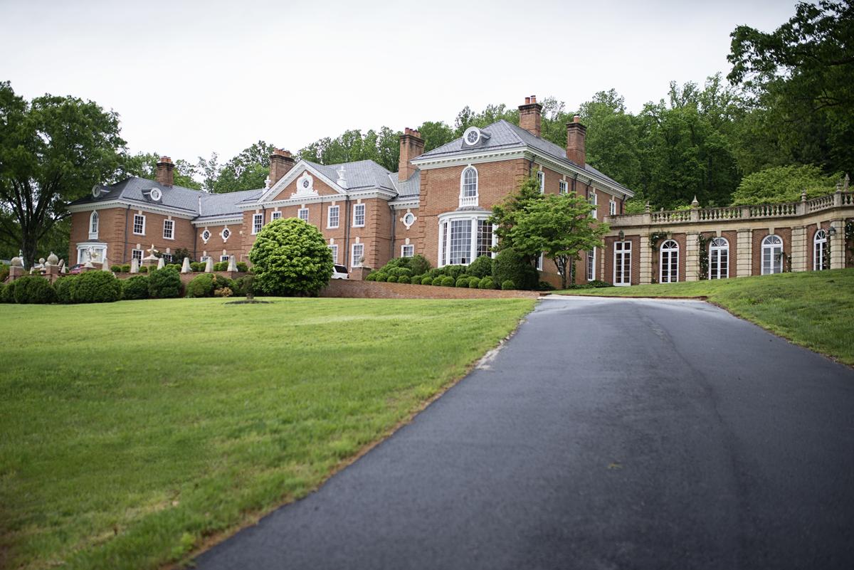 Albemarle Estate at Trump Winery Wedding