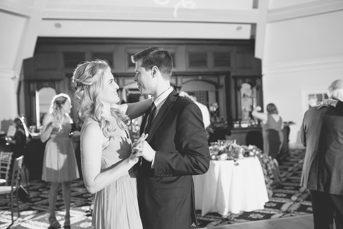 Albemarle Estate at Trump Winery Wedding   Guests Dancing at Wedding Reception