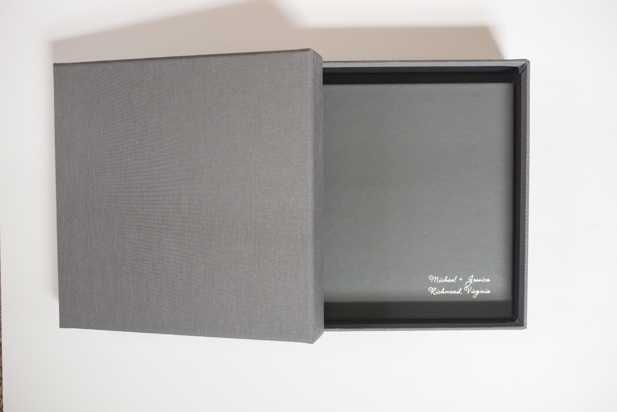 Miller's Sample Album display box