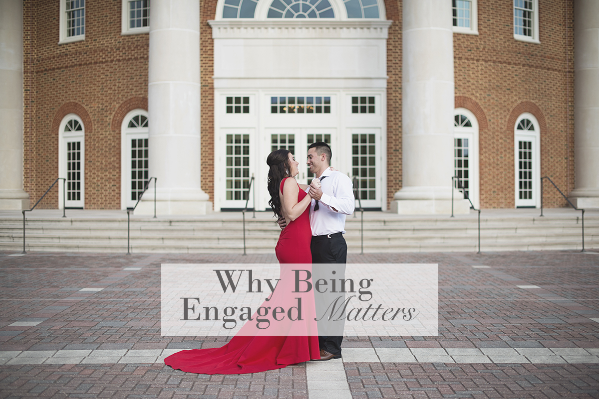 Why Being Engaged Matters