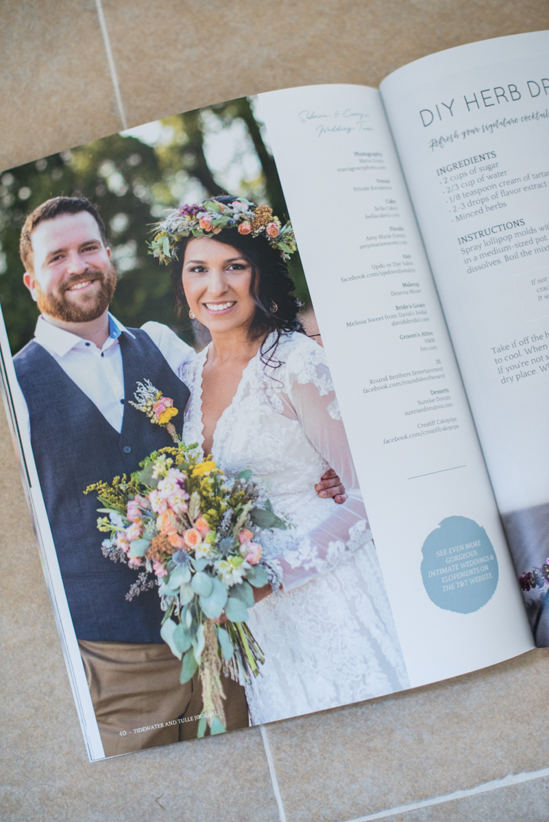 The Tidewater and Tulle Journal