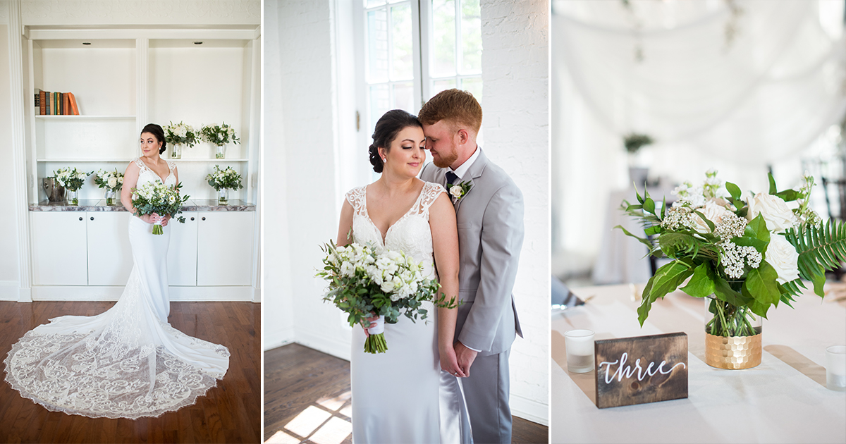 Historic Post Office Wedding