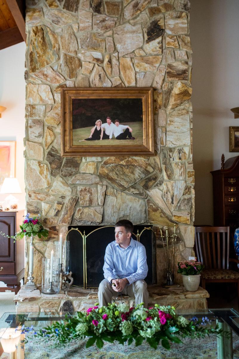 """I call this his """"moody mansion shot."""""""