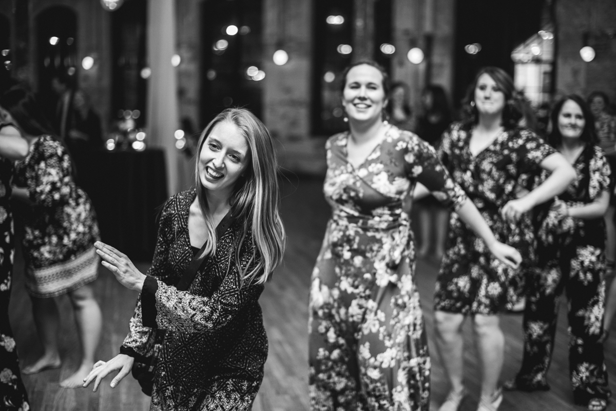 Yes, I dance at weddings. Yes, I'm awesome at it. No, you don't get to see videos.