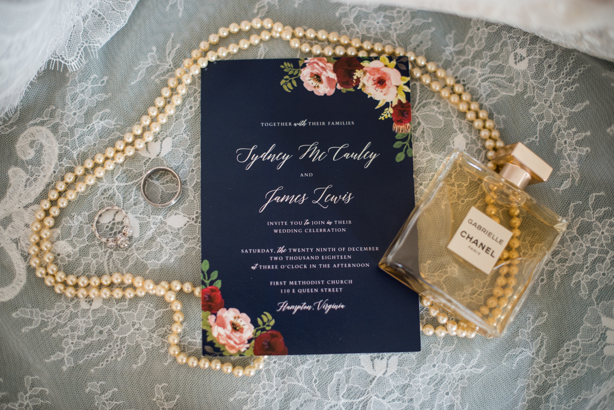 Burgundy and Pale Blue Winter Wedding | Navy + Burgundy Wedding Invitations