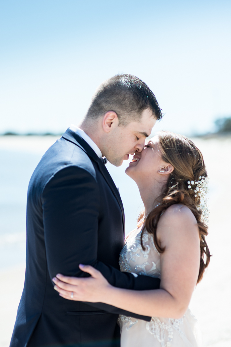 Windswept Beach Elopement